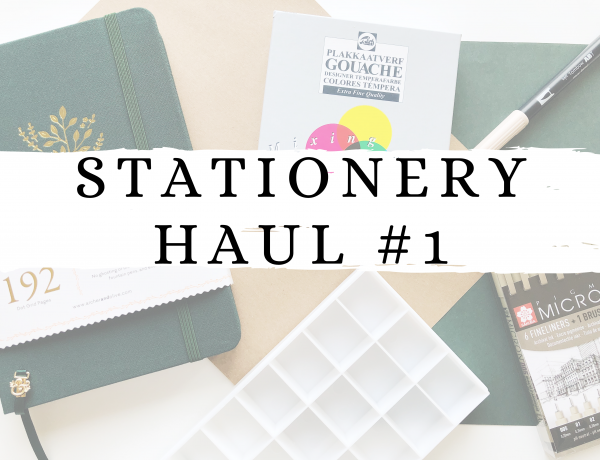 Feature image stationery haul #1