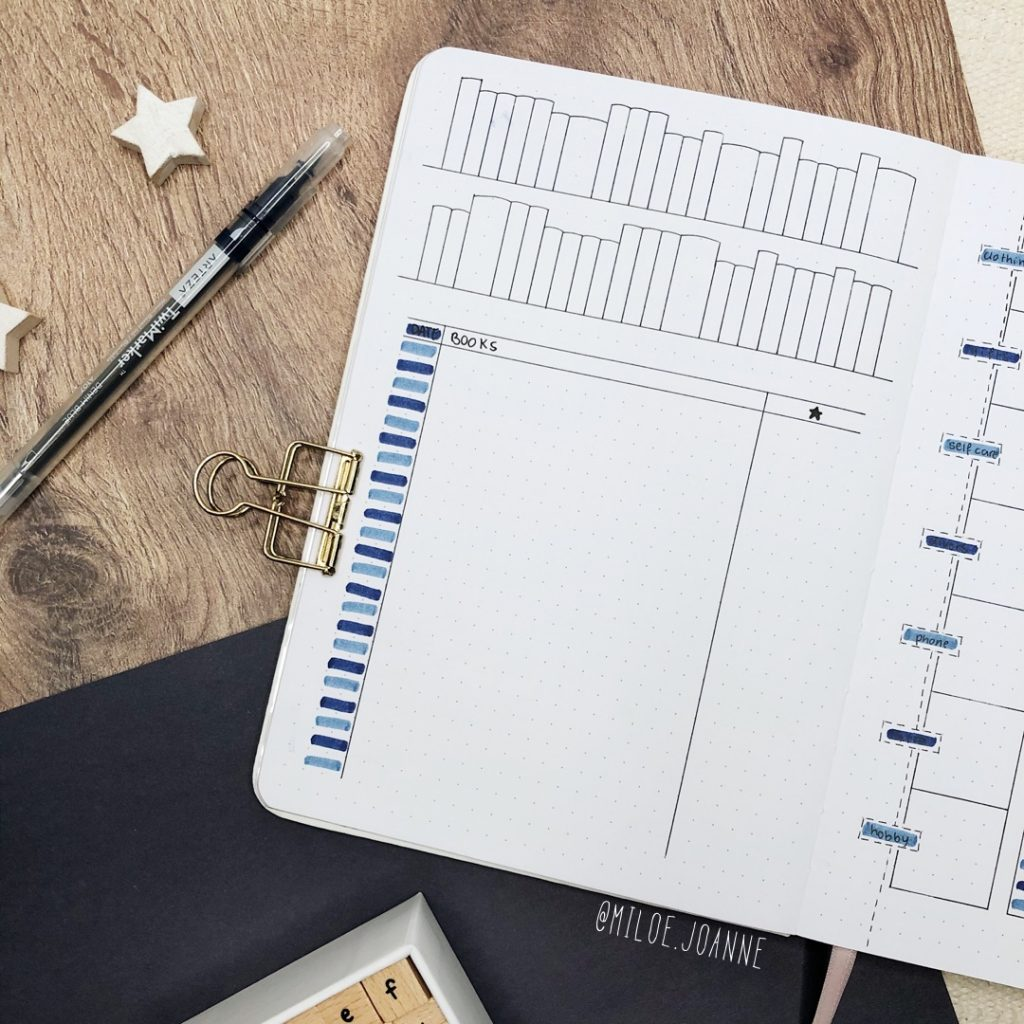 yearly 2021 - book tracker
